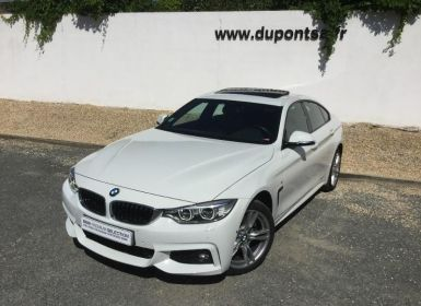 Achat BMW Série 4 Gran Coupe Serie 430dA xDrive 258ch M Sport Occasion