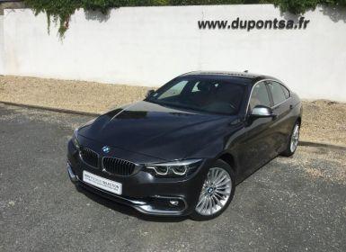 Vente BMW Série 4 Gran Coupe Serie 435dA xDrive 313ch Luxury Occasion