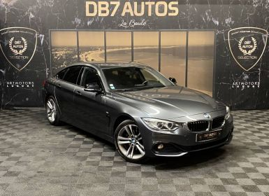 Vente BMW Série 4 Gran Coupe SERIE F36 420d 184 ch Pack Sport Occasion