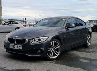 Voiture BMW Série 4 Gran Coupe SERIE (F36) 420DA XDRIVE 190CH SPORT Occasion