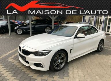 Achat BMW Série 4 M Occasion