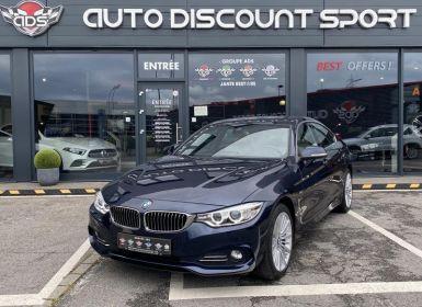Vente BMW Série 4 Serie 420 d xDrive Occasion