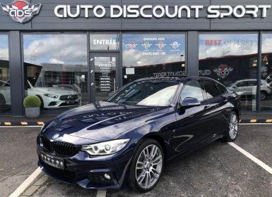 BMW Série 4 Serie 420 d xDrive Gran Coupé 190CH Occasion