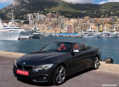 BMW Série 4 Serie 420d cabriolet 184ch sport bva8 Occasion