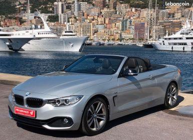 Vente BMW Série 4 Serie 428I CABRIOLET 245ch SPORT BVA8 Occasion