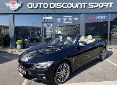 Vente BMW Série 4 Serie 435 d xDrive Pack m Occasion
