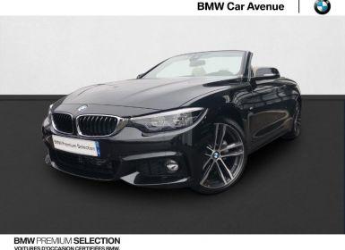 Vente BMW Série 4 Serie Cabriolet 420dA 190ch M Sport Euro6c Neuf