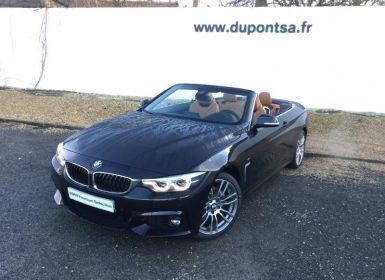 Acheter BMW Série 4 Serie Cabriolet 430iA 252ch M Sport Occasion