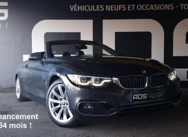 BMW Série 4 SERIE CABRIOLET F33 CAB 430D 258 CH Luxury A
