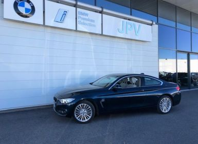 BMW Série 4 Serie Coupe 420d xDrive 190ch Luxury Occasion