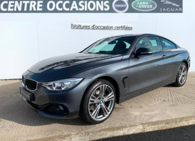 Voiture BMW Série 4 Serie Coupe 420dA xDrive 184ch Sport Occasion