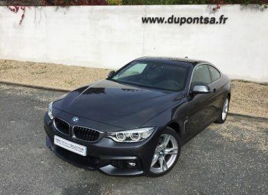 Acheter BMW Série 4 Serie Coupe 430dA xDrive 258ch M Sport Occasion