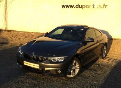 Acheter BMW Série 4 Serie Coupe 430iA 252ch M Sport Occasion