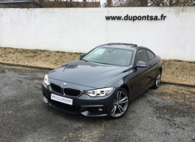 Voiture BMW Série 4 Serie Coupe 435dA xDrive 313ch M Sport Occasion