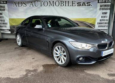 Achat BMW Série 4 SERIE COUPE F32 COUPé 435I 306 CH Sport A Occasion