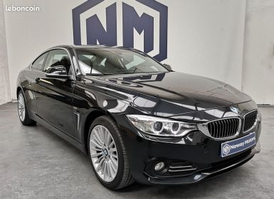 Achat BMW Série 4 SERIE (F32) COUPE 420DA XDRIVE 190ch LUXURY Occasion