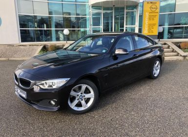 Voiture BMW Série 4 SERIE (F36) GRAN COUPE 430D XDRIVE 258 LOUNGE BVA8 Occasion