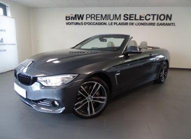 BMW Série 4 xDrive 313 ch Cabriolet Luxury
