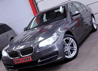 Vente BMW Série 5 518 D 15OCV BOITE AUTO GRAND GPS CUIR XENON LED 18 Occasion