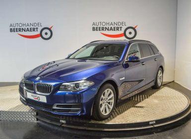 BMW Série 5 518 d Touring / 1eigenr / Euro6 / Leder / Navi / Cruise / Pdc...