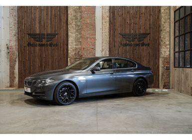 Vente BMW Série 5 518 DA - Autom - Navi Prof - Leder - Garantie! Occasion