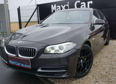 Vente BMW Série 5 518 dA Berline - Xénon - Cuir - Navigation - Garantie Occasion