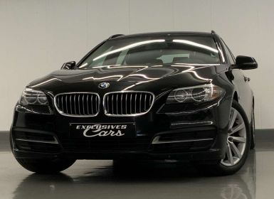 Vente BMW Série 5 518 DA TOURING 1ere MAIN GPS XENON CLIM CUIR PDC Occasion