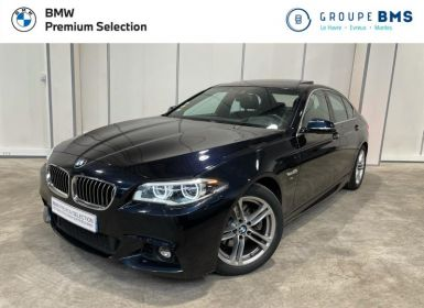 BMW Série 5 518dA 150ch M Sport