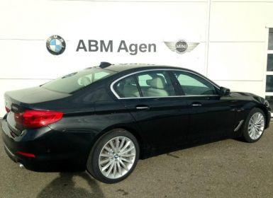 Vente BMW Série 5 520 520dA 190ch Luxury Euro6c Occasion