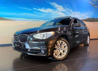 Vente BMW Série 5 520 d GT 184pk automaat Individual - Comfortzetels - Navi Occasion