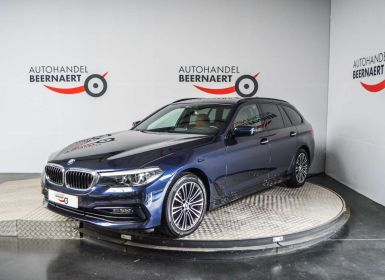 BMW Série 5 520 d SportLine / Automaat / Leder / Xenon / Pdc / Navi / Clima... Occasion