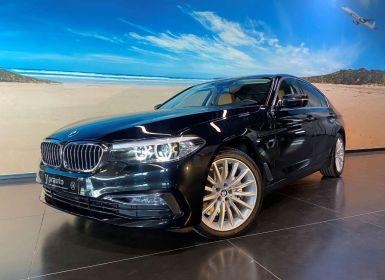 Achat BMW Série 5 520 d Xdrive 163pk Automaat Luxury - Leder - Navi - Led - BT Occasion