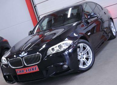 BMW Série 5 520 DA 163CV PACK M SPORT BOITE AUTO GPS XENON CUIR 18