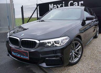 Vente BMW Série 5 520 dA - Pack-M - Toit ouvrant - Tva deductible - Occasion