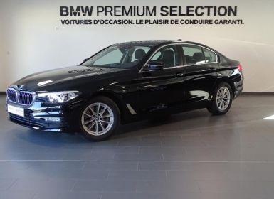 Vente BMW Série 5 520d 190ch Lounge Occasion