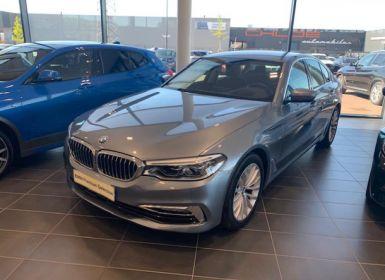 Vente BMW Série 5 520d 190ch Luxury Occasion