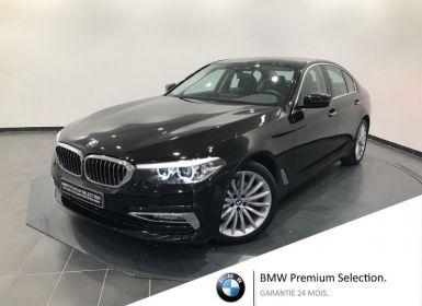 Achat BMW Série 5 520dA 190ch Luxury Occasion