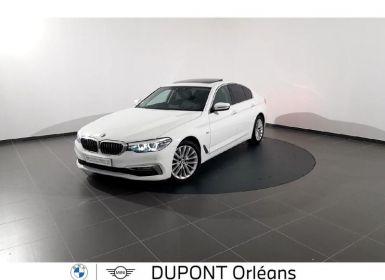 Vente BMW Série 5 520dA 190ch Luxury Occasion