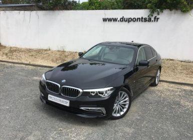 Vente BMW Série 5 520dA 190ch Luxury Steptronic Occasion