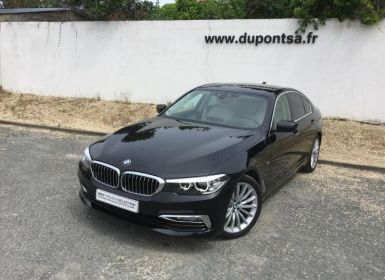 Vente BMW Série 5 520dA 190ch Luxury Steptronic Occasion
