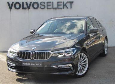 Achat BMW Série 5 520dA 190ch Luxury Steptronic Occasion
