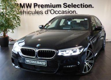 Achat BMW Série 5 520dA 190ch M Sport Steptronic Occasion