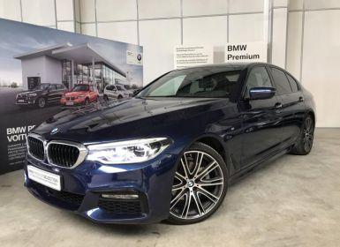 Vente BMW Série 5 520dA 190ch M Sport Steptronic Occasion