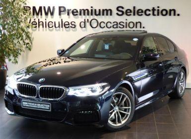 Achat BMW Série 5 520dA 190ch M Sport Steptronic Euro6d-T Occasion