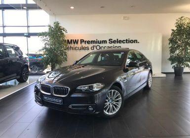 Achat BMW Série 5 520dA xDrive 190ch Luxury Occasion