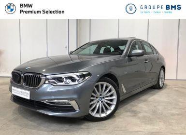 Vente BMW Série 5 520dA xDrive 190ch Luxury Occasion