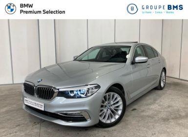 Vente BMW Série 5 520dA xDrive 190ch Luxury Euro6c Occasion