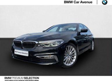 Achat BMW Série 5 520dA xDrive 190ch Luxury Euro6d-T Occasion