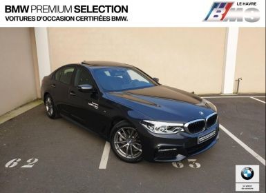 Voiture BMW Série 5 520dA xDrive 190ch M Sport Steptronic Occasion