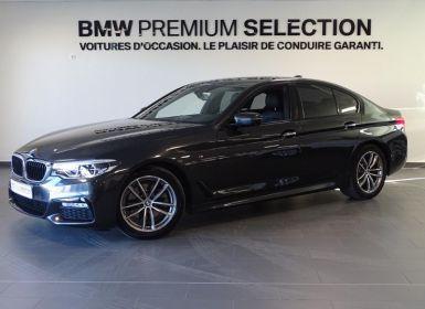 BMW Série 5 520dA xDrive 190ch M Sport Steptronic Euro6c